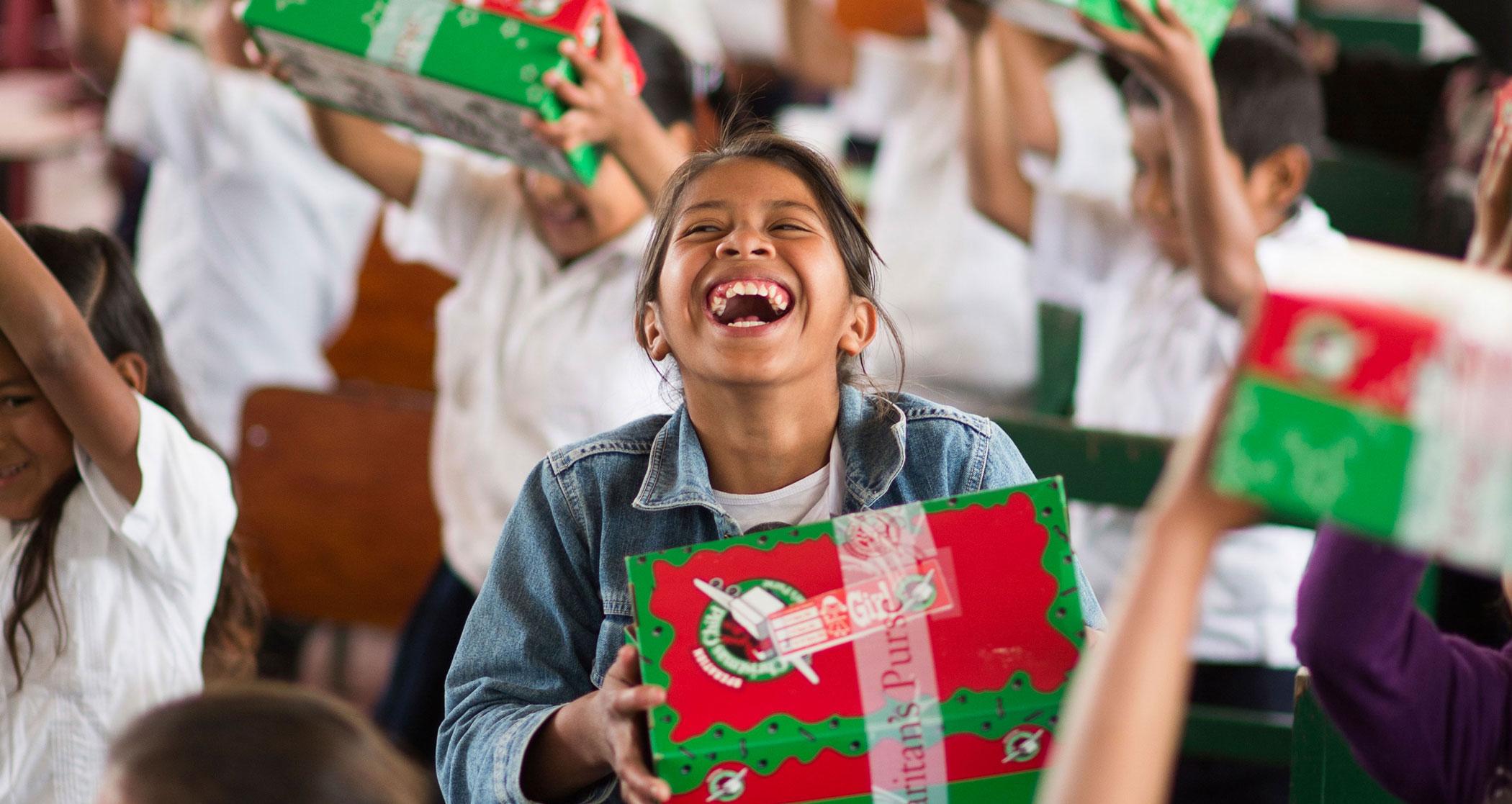 Christmas Shoe Box Appeal 2019.Operation Christmas Child