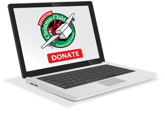 Donate Online and Follow Your Box - Samaritan's Purse UK