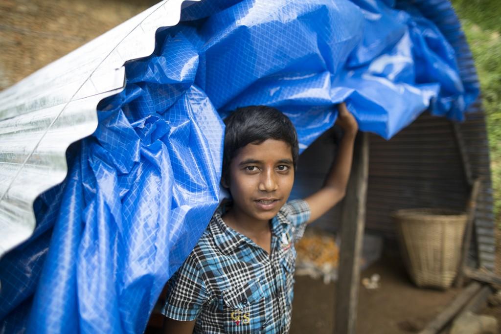 1578NP Nepal Earthquake Update Shelters