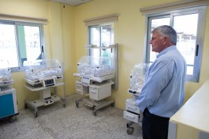 Newly reconstructed by Samaritan's Purse, ELWA Hospital is poised to provide even better services to Liberians from the youngest to the oldest.