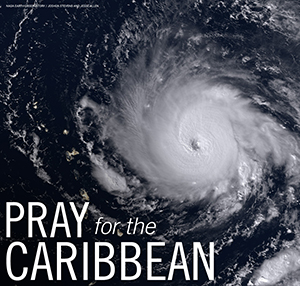 Pray for the Carribbean in the aftermath of Hurricane Irma