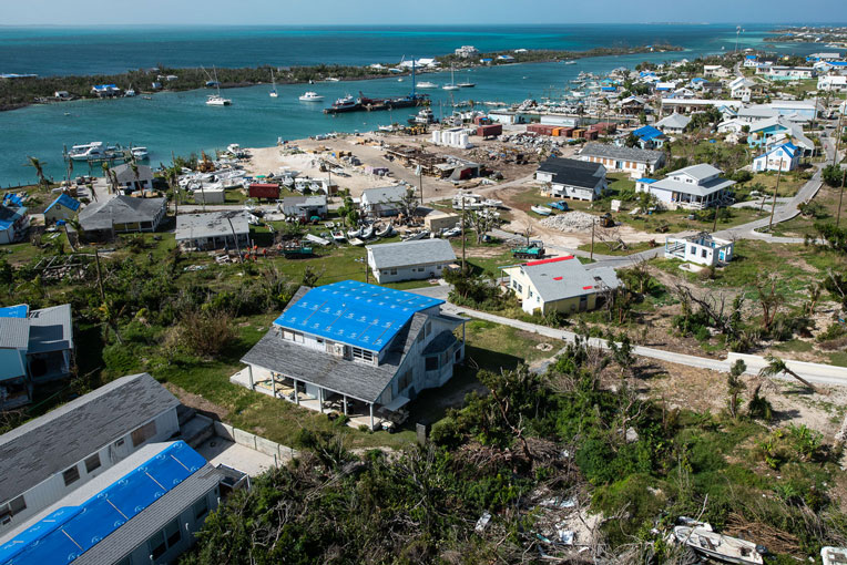 Samaritan's Purse continues to bring relief to Man-O-War Cay and to other parts of the Bahamas impacted by Hurricane Dorian.