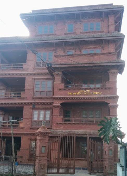 May 7th - agreement reached between Lalitpur Metropolitan City (LMC), Sundar Dhoka Saathi Sewa and Jyapu Samaj to run the COVID Isolation Center.
